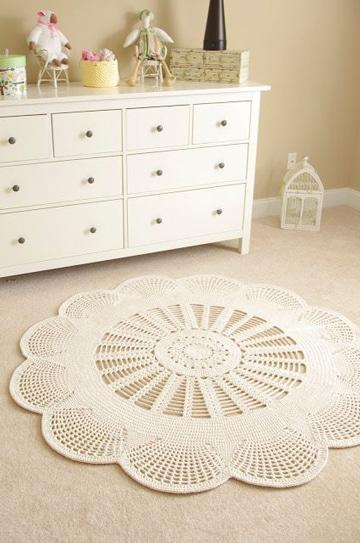 alfombras hechas a mano tejidas