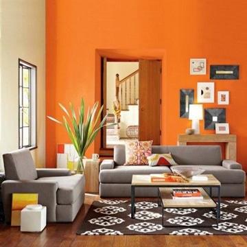 colores calidos para sala sencilla