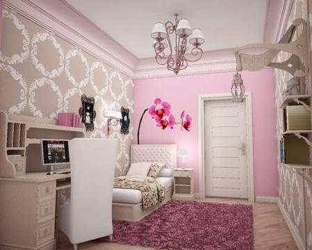colores para cuartos de mujer tonos pasteles