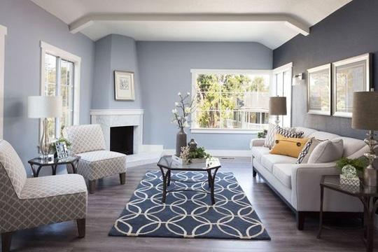 Estos Colores Para Interiores De Salas Te Encantar 225 N