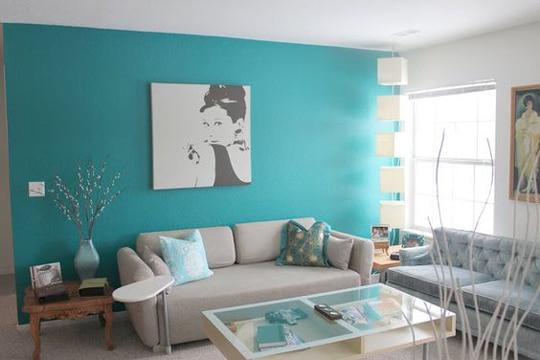 colores para interiores de salas modernas
