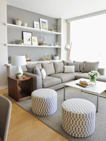 colores para interiores de salas tonos claros