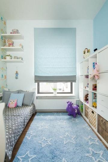 colores pasteles para dormitorios de niños