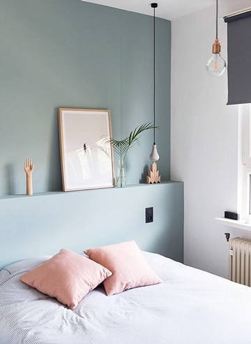 colores relajantes para dormitorios tonos pasteles