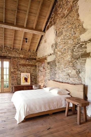 decoracion casas antiguas rusticas