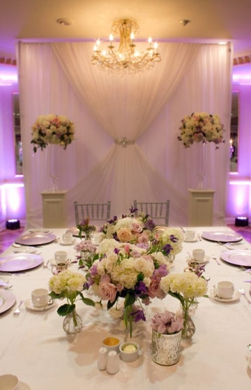 Mira estas ideas para decoracion de boda civil en casa for Decoracion para casas pequenas sencillas