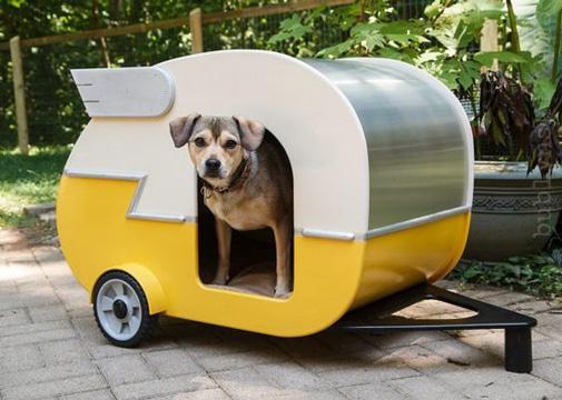 diseños de casas para perros pequeños