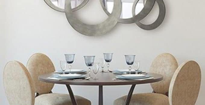 Decorar pared comedor great ideas para decorar una pared - Espejos modernos para comedor ...