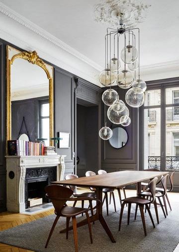 Atr vete con unos espejos para comedor modernos - Espejos de pared modernos ...