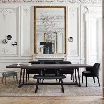 espejos para comedor modernos y elegantes