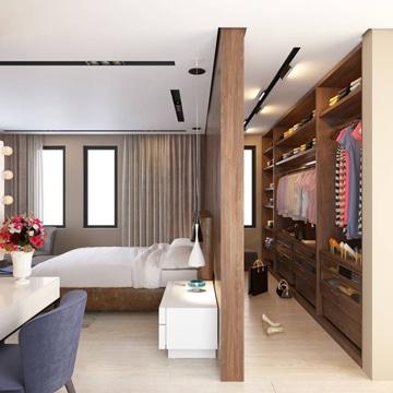 Habitaciones Con Vestidor Y Baño | Apuesta Por Las Habitaciones Con Vestidor Y Bano Integrados Como