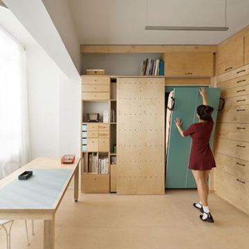 imagenes de roperos modernos de madera