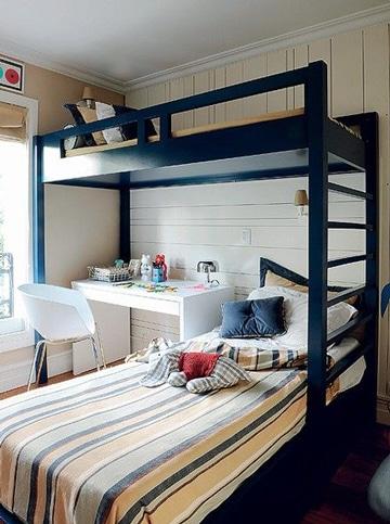 literas para espacios pequeños modernos