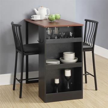 muebles ahorradores de espacio para comedor