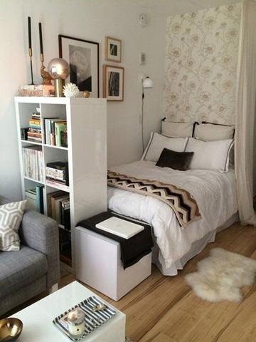 muebles para cuartos pequeños y funcionales