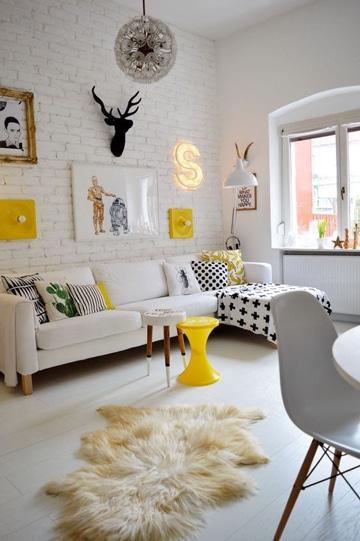 Luce tu decoraci n con estos muebles para salones peque os for Muebles de salon pequenos
