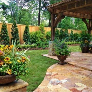 Decora tu jard n con estos bonitos pisos rusticos para for Pisos para patios interiores