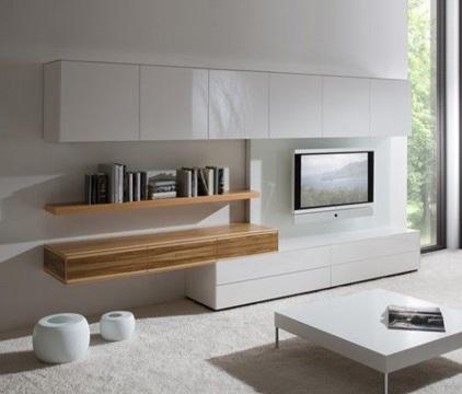 salas minimalistas pequeñas y modernas
