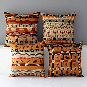 Qué opinas de estos cojines modernos para sofas? | Como decorar mi ...