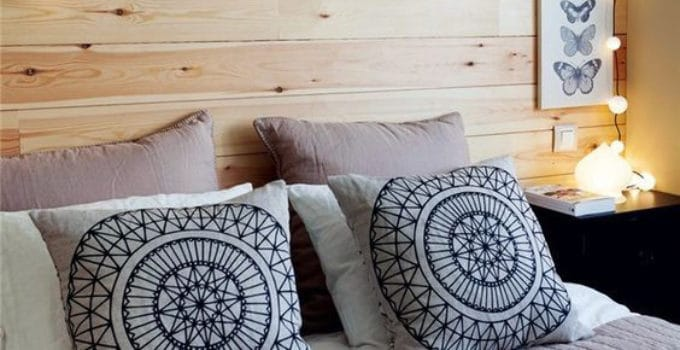 Como decorar una cama con cojines cojines y ropa de cama - Camas con cojines ...