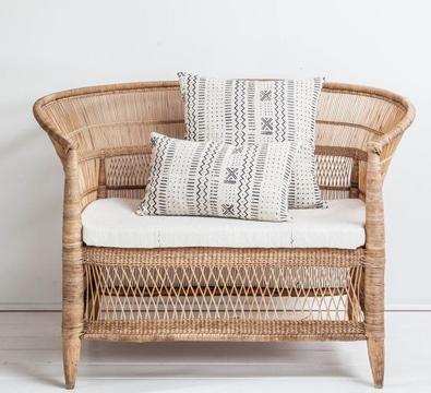 F jate en estos bonitos cojines para sillas de jardin for Sillas colgantes para jardin