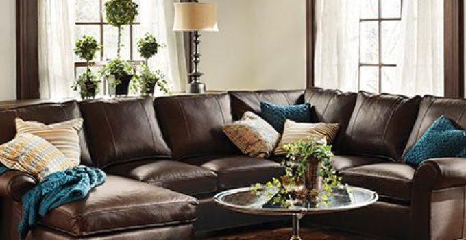 Decoracion de muebles marrones con cojines www - Cojines marrones ...