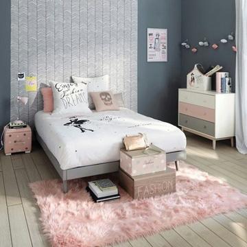 Escoge entre esta variedad de colores para cuartos pequeños