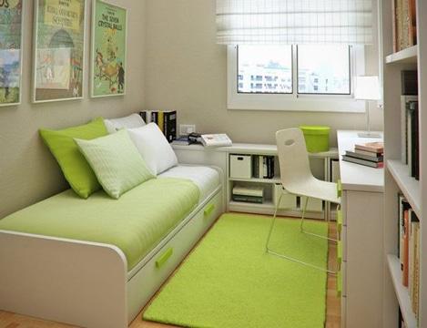 colores para cuartos pequeños y juveniles