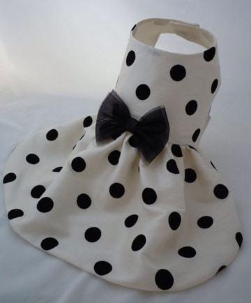 como hacer vestidos para perros sencillos