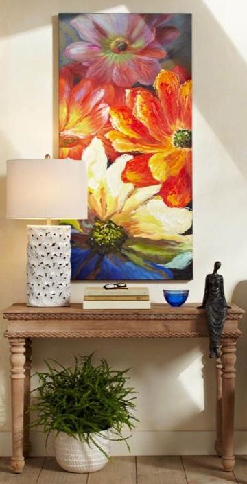 cuadros de flores modernos bonitos