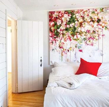 Sorpr ndete con estos bellos cuadros de flores modernos - Cuadros modernos para dormitorios ...