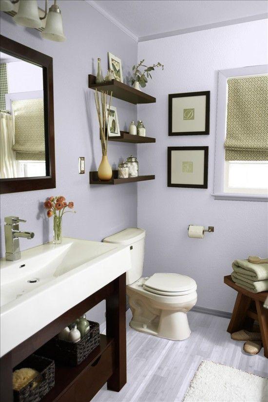 cuadros para baños modernos decorativos