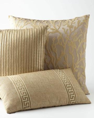 diseños de cojines decorativos para living