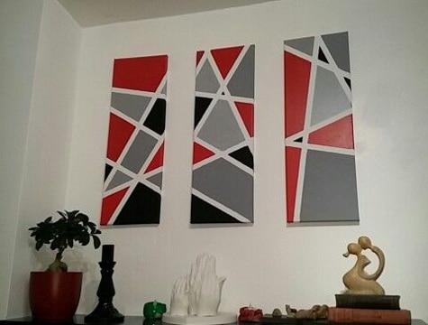Mira estas imagenes de cuadros modernos para tu sala for Imagenes de cuadros modernos