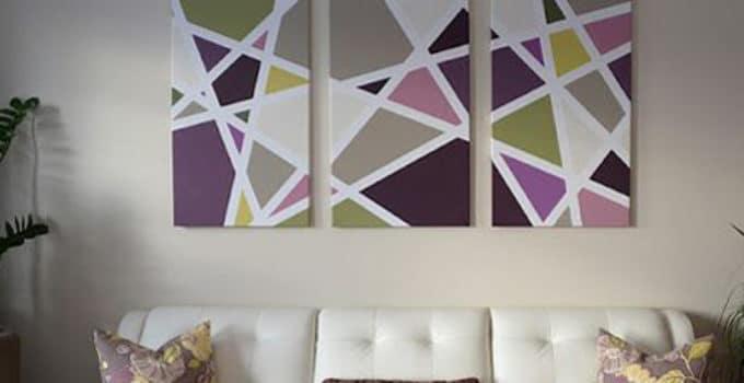 Cuadros para comedor cuadros abstractos modernos for Imagenes de cuadros modernos