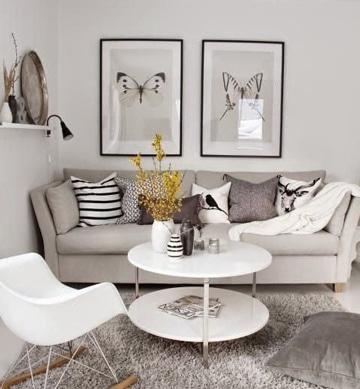 imagenes de cuadros modernos para salas