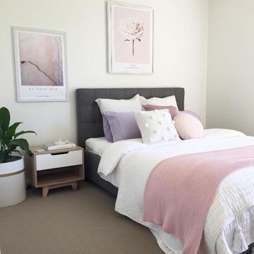 imagenes de cuartos bonitos de mujer