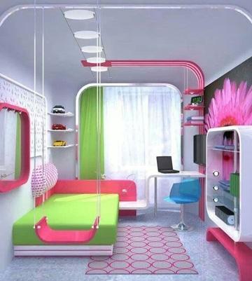 Disfruta con estas imagenes de cuartos bonitos y for Cuartos de ninas lindos