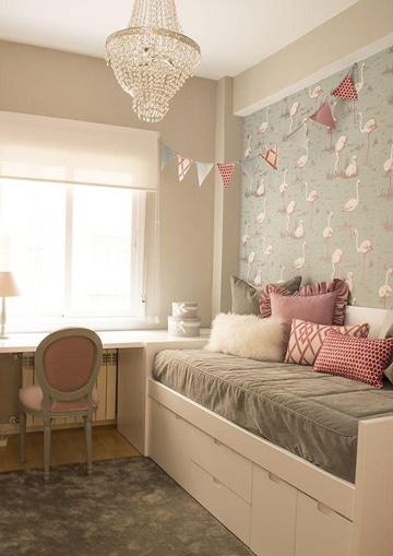 imagenes para decorar cuartos pequeños