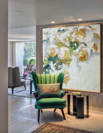 pinturas modernas al oleo decorativas