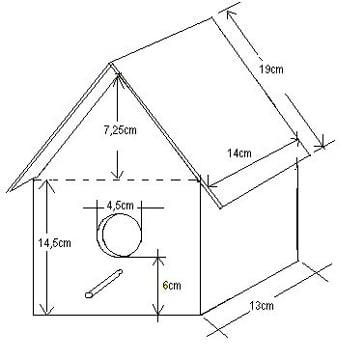 planos de casas para perros pequeña