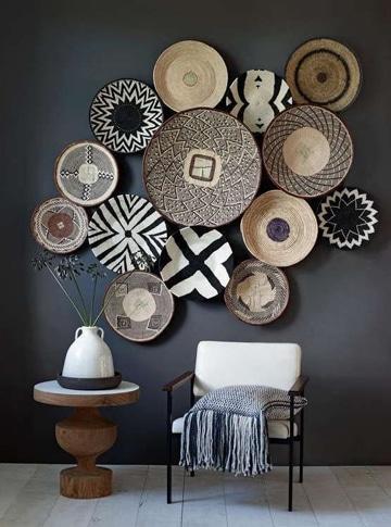 adornos para pared de sala artesanales