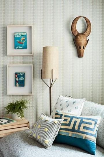 adornos para pared de sala ideas decoracion
