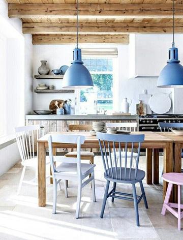 casas antiguas reformadas ideas cocina