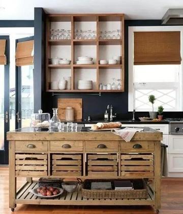 Ideas y decorados de casas antiguas reformadas como for Cocinas viejas reformadas