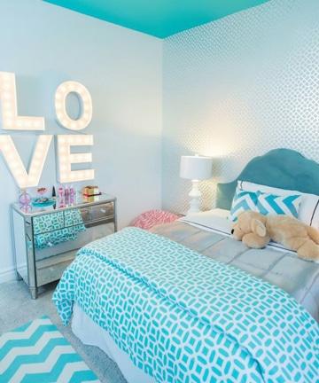 Ideas de pintura y colores para dormitorios de mujer - Color de pintura para habitacion ...