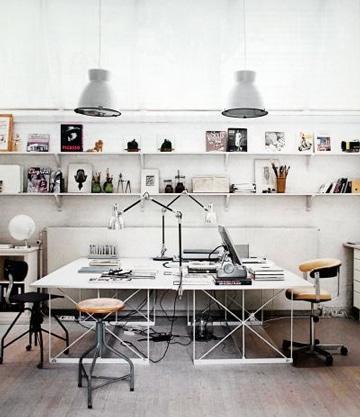 Ideas sencillas de como decorar una oficina de trabajo for Como decorar una oficina moderna