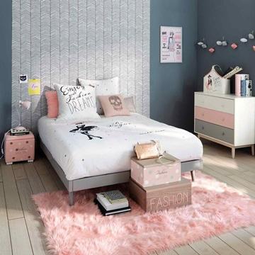 como pintar una habitacion juvenil y bonita