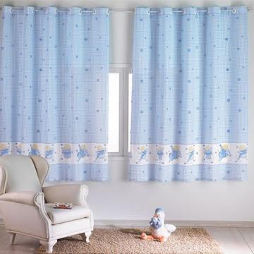 cortinas para habitacion de bebe tonos claros