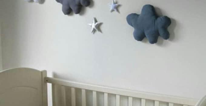 Adornos e ideas para la decoracion cuarto de bebe varon
